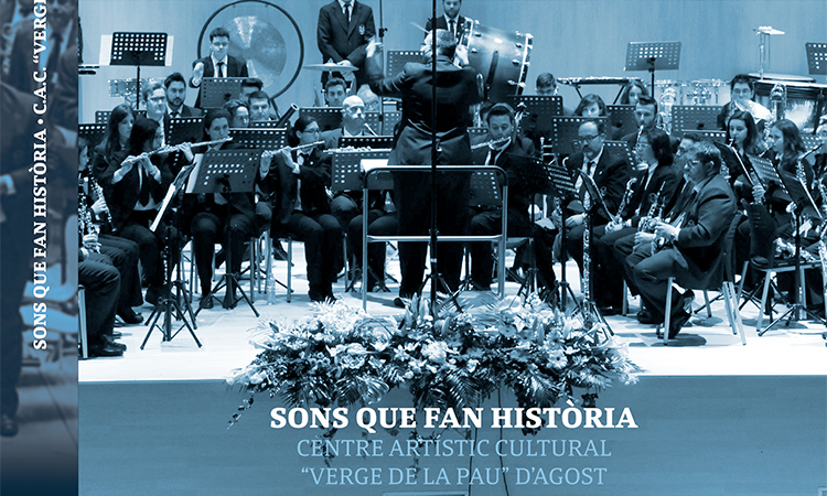 Triple CD CAC Verge de la pau Sons que fan historia